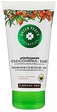 Parfums et Produits cosmétiques Après-shampooing masque à l'huile d'argousier - Green Feel's Regenerating Hair Conditioner-Mask With Natural Sea Buckthorn Oil