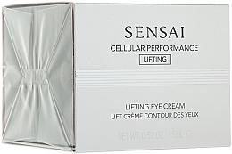 Parfums et Produits cosmétiques Crème liftante contour des yeux - Kanebo Sensai Cellular Performance Lifting Eye Cream