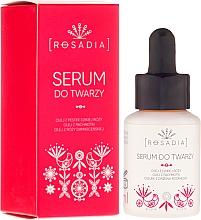 Parfums et Produits cosmétiques Sérum à l'huile de rose musquée et rose de Damas pour visage - Rosadia
