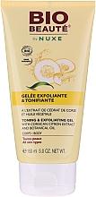 Parfums et Produits cosmétiques Gelée exfoliante à l'extrait de cédrat de corse pour corps - Nuxe Bio Beaute Toning And Exfoliating Body Gel