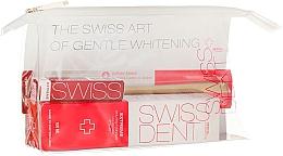 Parfums et Produits cosmétiques Set soin dentaire - Swissdent Extreme Promo Kit (dentifrice/50ml + spray/9ml + brosse à dents/1pcs + trousse)