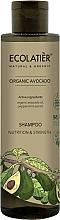 Parfums et Produits cosmétiques Shampooing à l'huile d'avocat bio - Ecolatier Organic Avocado Shampoo