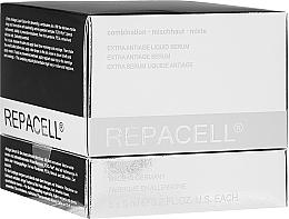 Parfums et Produits cosmétiques Sérum liquide à l'extrait de graines d'olive pour visage - Klapp Repacell Extra Antiage Liquid Serum Combo