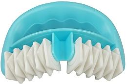 Parfums et Produits cosmétiques Masseur anti-cellulite pour corps, bleu clair - Deni Carte