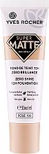 Parfums et Produits cosmétiques Fond de teint à la poudre de Baïkal - Yves Rocher Zero Shine 12H Foundation