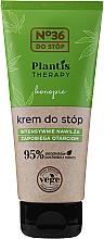 Parfums et Produits cosmétiques Crème à l'huile de chanvre pour pieds - Pharma CF No.36 Plantis Therapy Foot Cream