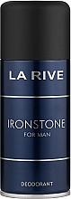 Parfums et Produits cosmétiques La Rive Ironstone - Déodorant