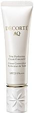 Parfums et Produits cosmétiques Correcteur visage SPF 25/PA+++ - Cosme Decorte AQ Tone Perfecting Cream Concealer