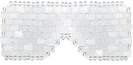 Parfums et Produits cosmétiques Masque de quartz blanc pour yeux - Crystallove
