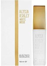 Parfums et Produits cosmétiques Alyssa Ashley White Musk - Eau de Toilette