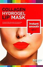 Parfums et Produits cosmétiques Masque hydrogel au collagène pour lèvres - Beauty Face Wrinkle Smooth Effect Collagen Hydrogel Lip Mask