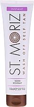 Parfums et Produits cosmétiques Autobronzant instantané pour le corps - St.Moriz Instant Wash Off Tan Water Resistant