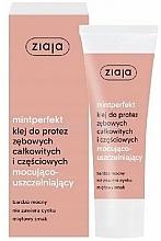 Parfums et Produits cosmétiques Crème adhésive pour prothèses dentaires - Ziaja Mintperfekt