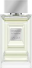 Parfums et Produits cosmétiques Lalique Hommage a L'Homme - Eau de Toilette