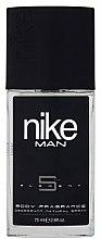 Parfums et Produits cosmétiques Nike 5th Element Man - Déodorant avec vaporisateur pour corps