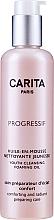 Parfums et Produits cosmétiques Huile-en-mousse nettoyante rajeunissante pour visage - Carita Progressif Youth Cleansing Foaming Oil