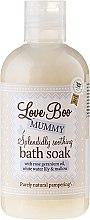 Parfums et Produits cosmétiques Mousse de bain au nénuphar blanc et mauve pour mères - Love Boo Mummy Bath Soak