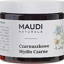 Parfums et Produits cosmétiques Savon noir à la nigelle - Maudi