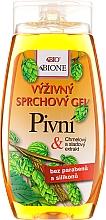 Parfums et Produits cosmétiques Gel douche à la bière - Bione Cosmetics Beer Nourishing Shower Gel