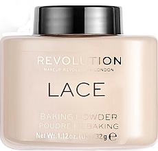 Parfums et Produits cosmétiques Poudre cuite luxe pour visage - Makeup Revolution Lace Luxury Baking Powder