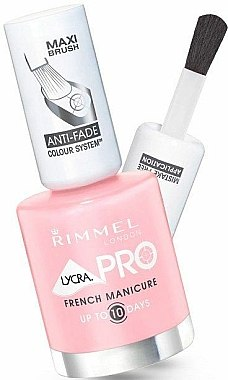Vernis pour french manucure - Rimmel Lycra Pro French Manicure — Photo N1