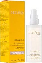 Parfums et Produits cosmétiques Brume rafraîchissante au complexe d'huiles essentielles pour le visage - Decleor Aurabsolu Refreshing Mist