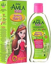 Parfums et Produits cosmétiques Huile nourrissante pour cheveux - Dabur Amla Kids Nourishing Hair Oil