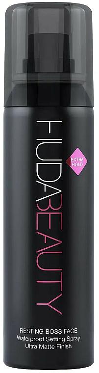 Spray fixateur de maquillage - Huda Beauty Resting Boss Face Spray