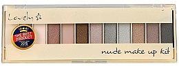 Parfums et Produits cosmétiques Palette de fards à paupières - Lovely Nude Make Up Kit