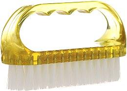 Parfums et Produits cosmétiques Brosse à ongles, 74752, jaune - Top Choice