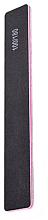 Parfums et Produits cosmétiques Lime à ongles rectangulaire, 100/180 - Elisium Black Rectangular Nail File