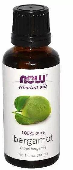 Huile essentielle de bergamote - Now Foods Essential Oils 100% Pure Bergamot