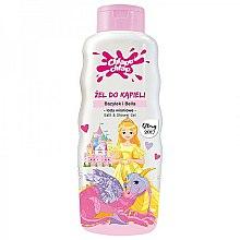 Parfums et Produits cosmétiques Gel bain et douche à l'arôme de glace aux cerises, Bazylek et Bella - Chlapu Chlap Bath & Shower Gel