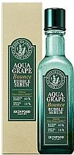 Parfums et Produits cosmétiques Sérum à bulles à l'extrait de raisin de mer pour visage - SkinFood Aqua Grape Bounce Bubble Serum