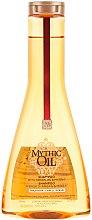 Parfums et Produits cosmétiques Shampooing à l'huile d'argan - L'Oreal Professionnel Mythic Oil Shampoo Thick Hair