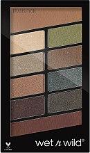 Parfums et Produits cosmétiques Palette fards à paupières, 10 couleurs - Wet N Wild Color Icon 10 Pan Palette