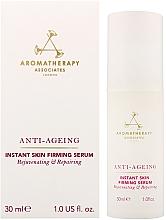 Parfums et Produits cosmétiques Sérum aux huiles de rose et bois de santal pour visage - Aromatherapy Anti-Ageing Instant Skin Firming Serum