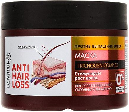 Masque stimulateur de pousse de cheveux - Dr. Sante Anti Hair Loss Mask