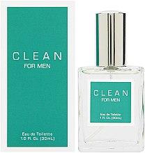 Parfums et Produits cosmétiques Clean For Men - Eau de Toilette