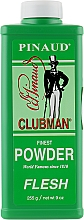 Parfums et Produits cosmétiques Talc à l'argile blanche pour corps - Clubman Pinaud Finest Talc