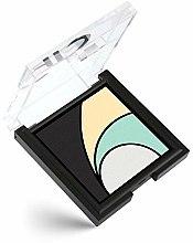 Parfums et Produits cosmétiques Palette de fards à paupières - Golden Rose Longstay Eyeshadow Quattro
