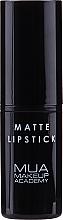Parfums et Produits cosmétiques Rouge à lèvres mat - MUA Makeup Academy Matte Lipstick