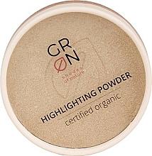 Parfums et Produits cosmétiques Poudre enlumineur - GRN Highlighting Powder