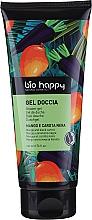 Parfums et Produits cosmétiques Gel douche Mangue et carotte noire - Bio Happy Shower Gel Mango And Black Carrot