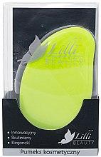 Parfums et Produits cosmétiques Râpe à pieds, vert - Lilli Beauty