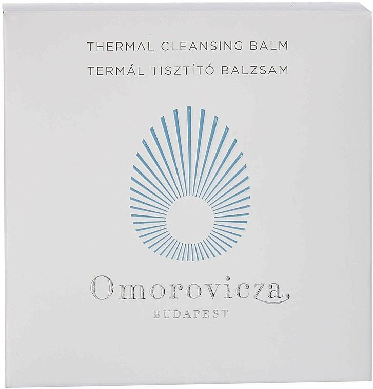 Baume nettoyant thermique à la boue pour visage - Omorovicza Thermal Cleansing Balm