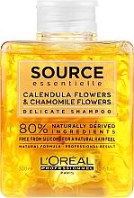 Parfums et Produits cosmétiques Shampooing délicat pour cuir chevelu sensible - L'Oreal Professionnel Source Essentielle Delicate Shampoo
