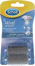 Parfums et Produits cosmétiques Rouleaux de remplacement pour râpe électrique pieds - Scholl Velvet Smooth Wet&Dry Diamond Crysta