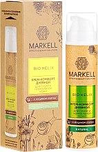 Parfums et Produits cosmétiques Crème de jour à la bave d'escargot - Markell Cosmetics Bio-Helix Day Cream