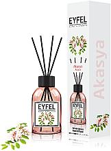 Parfums et Produits cosmétiques Bâtonnets parfumés, Acacia - Eyfel Perfume Reed Diffuser Acacia